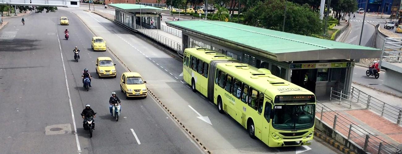 Publicidad sistemas de transporte