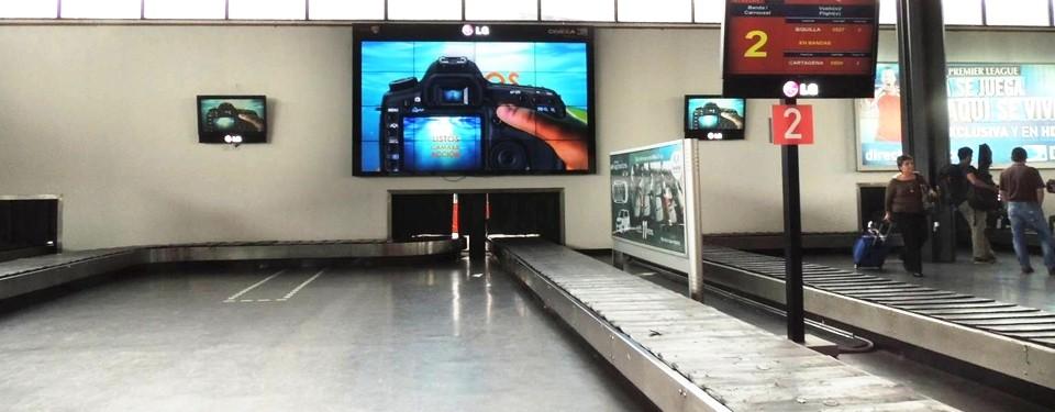 Publicidad digital en medios out of home - digital signage EFECTIMEDIOS